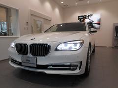 BMW740i 後期 LEDヘッドライト ブラックレザー