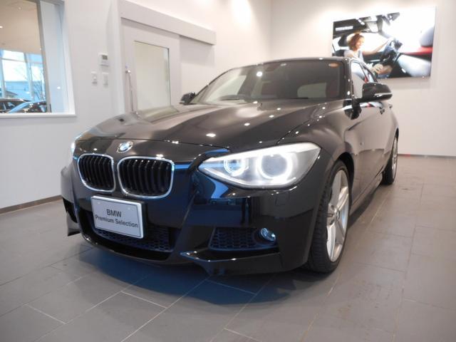 BMW 120i Mスポーツパッケージ コーラルレッドレザー