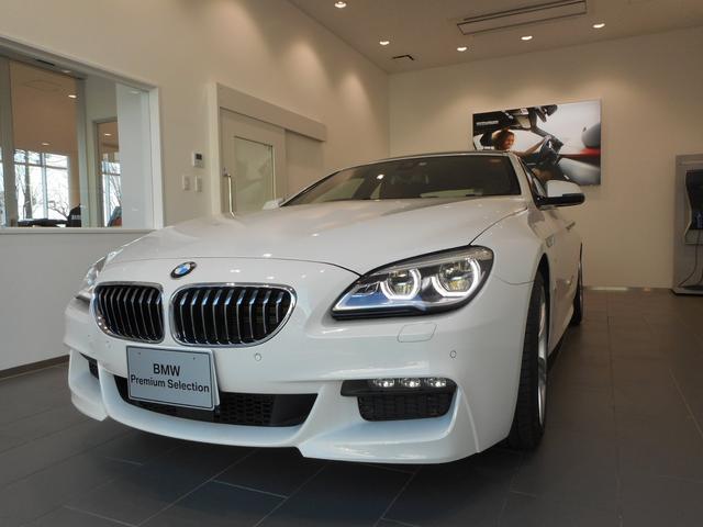 BMW 640iグランクーペ Mスポーツ サンルーフ ブラウンレザー