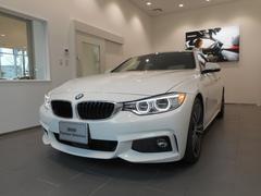 BMW420iグランクーペ Mスポーツ ACC レーンチェンジ