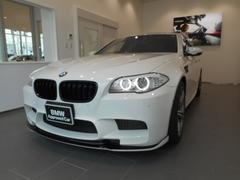 BMWM5 ハーマンエアロ 20インチ サンルーフ