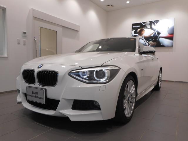 BMW 116i Mスポーツ 社外ナビTV ETC