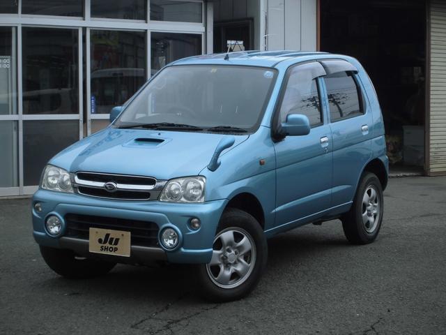 ダイハツ L 5Fマニュアル 4WD