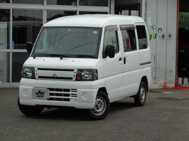三菱 ミニキャブバン  4WD