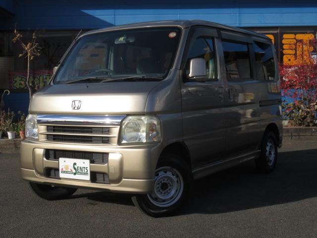 ホンダ Lターボ4WD