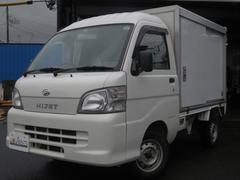 ハイゼットトラックデッキ付き保冷車4WD