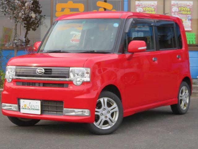 ダイハツ カスタム X リミテッド 4WD