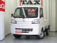 ハイゼットトラックスタンダード 4WD 登録済未使用車