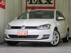 VW ゴルフTSIハイラインブルーモーションテクノロジー HID