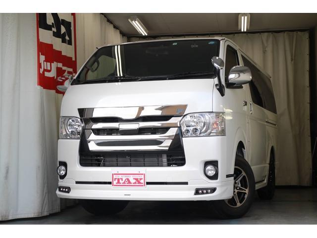 トヨタ スーパーGL ダークプライムII 4WD モデリスタ仕様