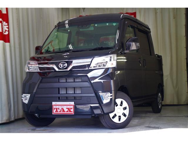 ダイハツ デッキバンG SAIII 4WD LEDライト