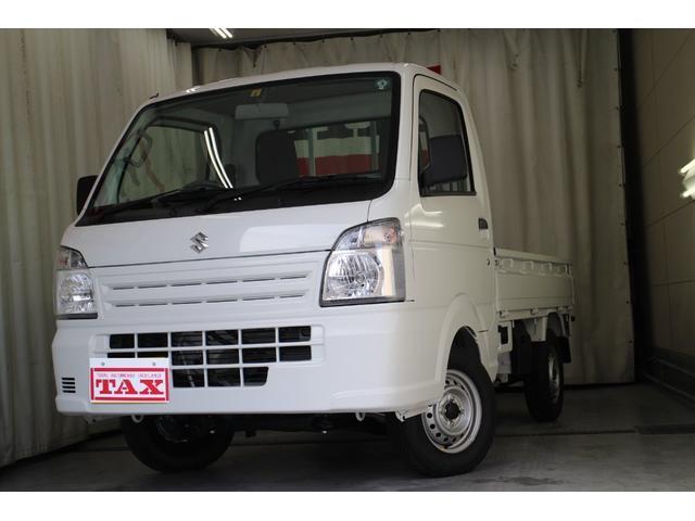 スズキ キャリイトラック KCエアコン・パワステ 4WD 5MT Wエアバック ABS