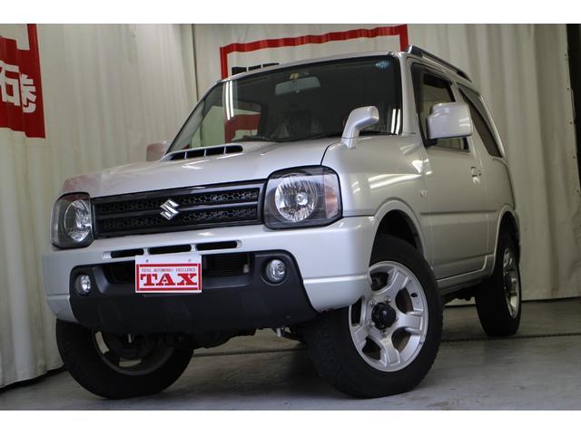 スズキ ジムニー XC 4WD CD キーレス 背面タイヤ ルーフレール ETC
