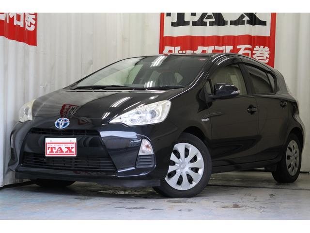 トヨタ アクア S スマートキー ETC