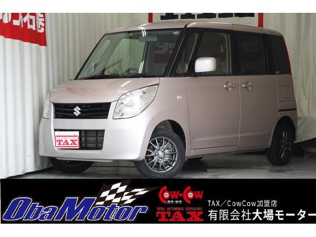 スズキ L AC・スマートキー・ABS・純正CD・社外アルミ・盗難防止装置