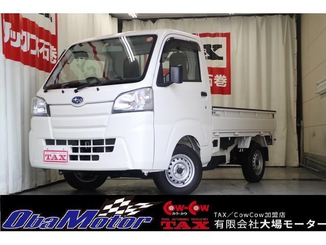 スバル TB AC・PS・5MT・純正ラジオ・切替式4WD・荷台マット・運転席エアバック