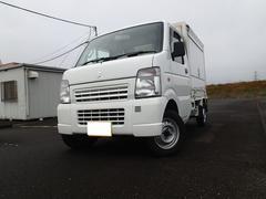 キャリイトラック−20℃冷凍冷蔵移動販売車 4WD