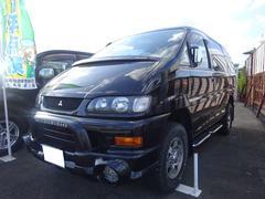 デリカスペースギアシャモニー 4WD ナビ キーレス