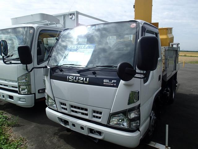 いすゞ 高所作業車 4WD 8m 5速マニュアル エアバック