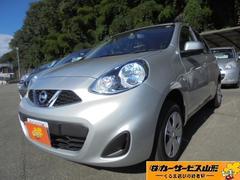 マーチX FOUR 純正ナビ TV インテリジェントキー 4WD