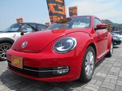 VW ザ・ビートルデザイン 純正アルミ ディスチャージ