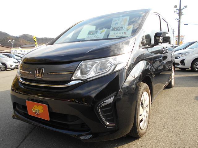 ホンダ G ホンダセンシング 4WD 外ナビ TV 両側電動ドア
