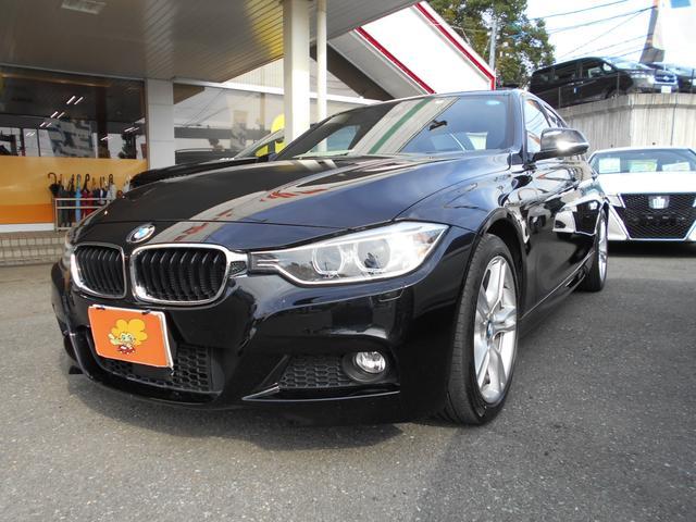 BMW 320d Mスポーツ 外AW 純ナビ ETC バックカメラ