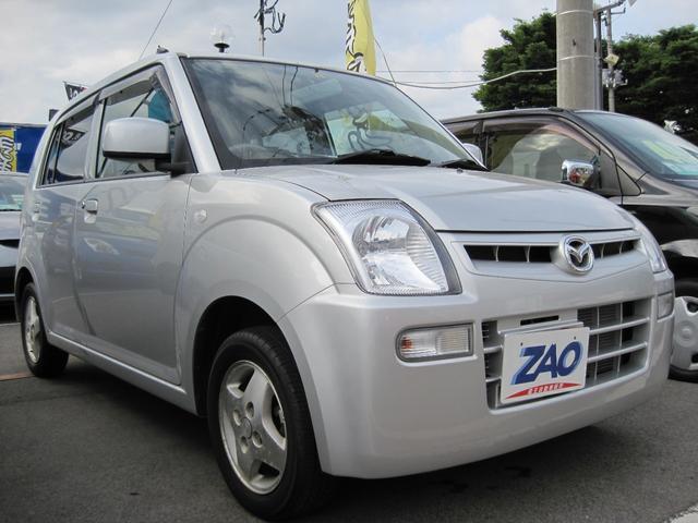マツダ 4WD GII CD キーレス アルミ