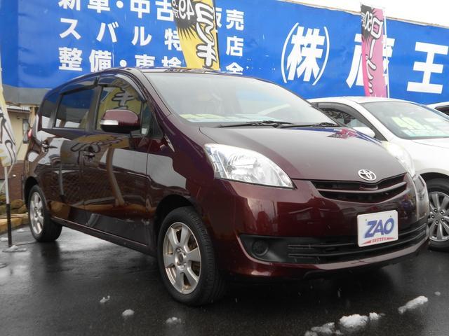 トヨタ パッソセッテ G Cパッケージ 4WD