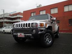 ハマー H3タイプS 4WD ナビETC 新車並行