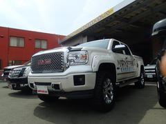 GMC シエラSLT クルーキャブ 4WD 自社輸入実走行