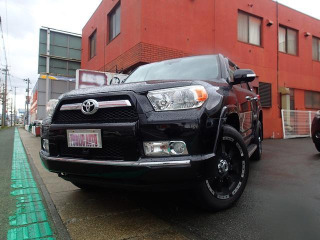 米国トヨタ リミテッド 4WD 革 サンルーフ ナビ 新車並行
