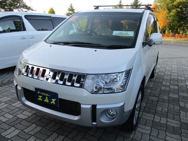 三菱 G ナビパッケージ 4WD