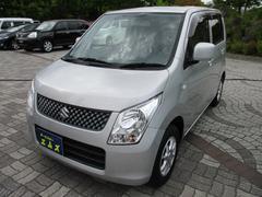 ワゴンR車いす移動車リヤシート付電動固定式 CDデッキ 社外AW13