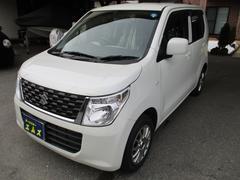 ワゴンRFX 4WD フルセグTV・SDナビ 社外14インチアルミ