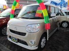 ムーヴキャンバスXリミテッドメイクアップ SAIII 4WD 届出済未使用車