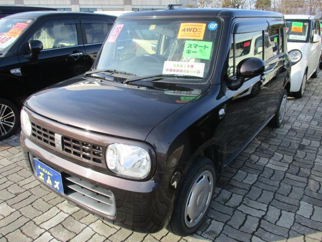 スズキ G 4WD CD・MDデッキ シートヒーター スマートキー