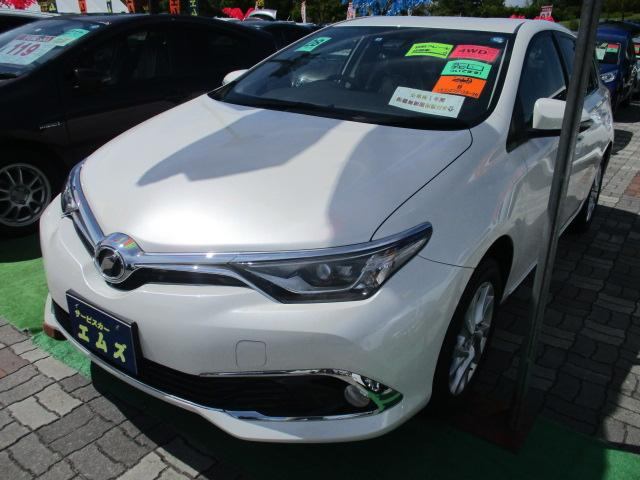 トヨタ 150X Sパッケージ 4WD フルセグTV・SDナビ