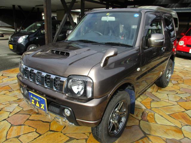 スズキ クロスアドベンチャー 4WD 5MA ワンオーナー