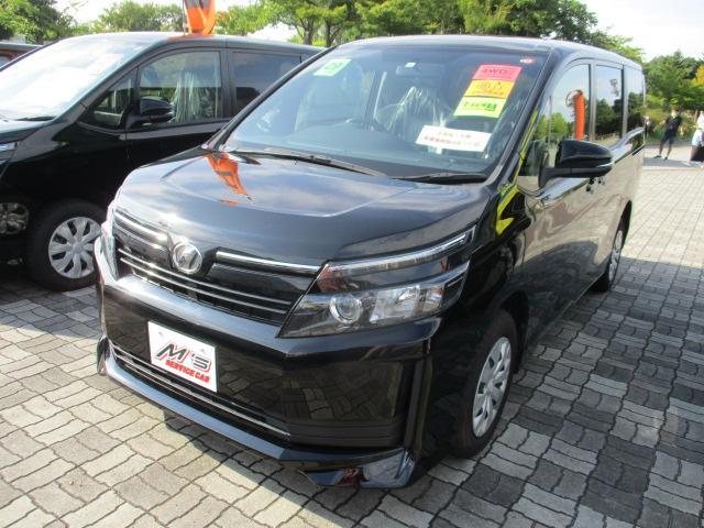 トヨタ X Cパッケージ 4WD メモリーナビ バックカメラ ETC 8人乗り 3列シート 横滑り防止装置 ステアリングリモコン 両側スライド・左側電動スライドドア キーレス AUX・USB・Bluetooth接続可