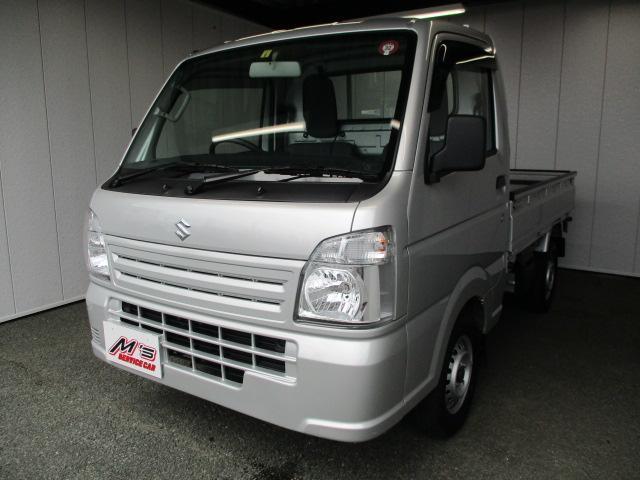 スズキ キンタロウダンプ 4WD ダンプ ラジオ エアコン パワステ デフロック ABS