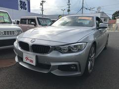 BMW428iクーペ Mスポーツ LEDヘッドライト