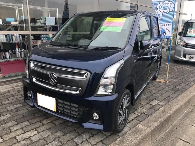 スズキ ハイブリッドX リミテッド 4WD フルセグTV ナビ