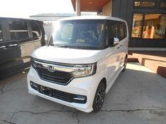 N BOXカスタムG・Lホンダセンシング 4WD 届出済未使用車