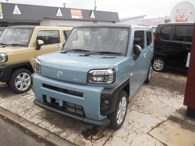 ダイハツ G 4WD 届出済未使用車