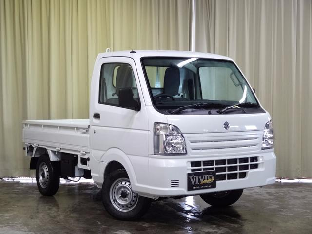 KCエアコン・パワステ 未使用車 切替4WD