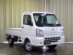 キャリイトラックKCエアコン・パワステ 未使用車 切替4WD