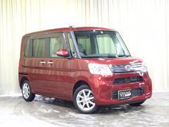 タントG スマートセレクションSA純SDナビ両自動ドア 4WD
