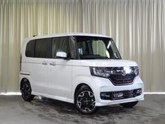 N BOXカスタムG・EXターボホンダセンシング 4WD 届出済未使用車