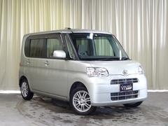 タントL 左自動ドア エコアイドル ABS 4WD